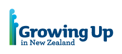 Growing Up in New Zealand logo