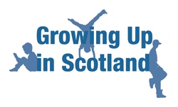 Growing Up in Scotland logo