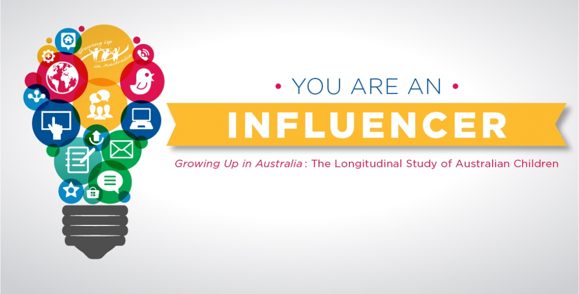 You are an influencer infographic